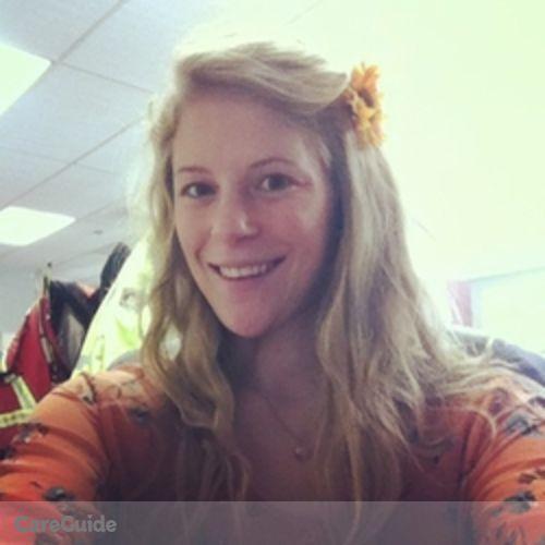 Canadian Nanny Provider Kayla T's Profile Picture