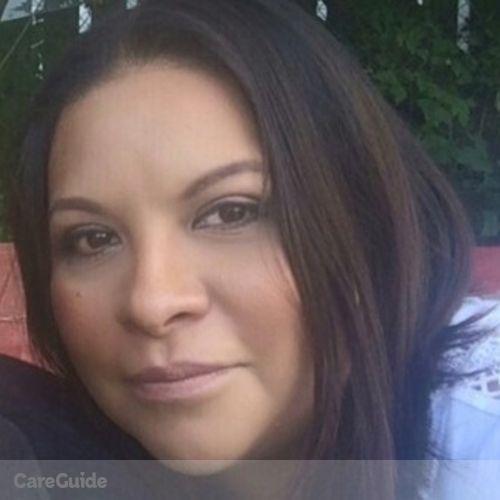 Canadian Nanny Provider Sandra Gonzalez's Profile Picture