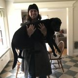 Dog companion for hire