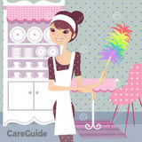 Housekeeper - experience and reference