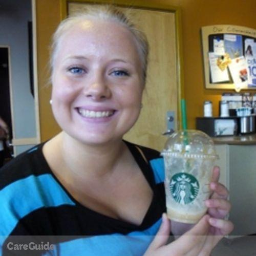 Canadian Nanny Provider Erica Berg's Profile Picture
