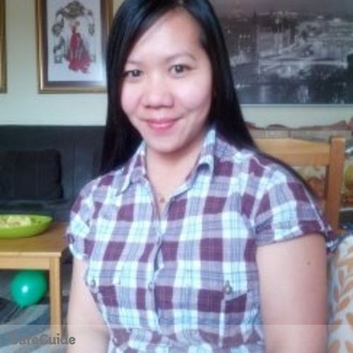 Canadian Nanny Provider Melanie Garcia's Profile Picture