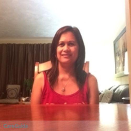 Canadian Nanny Provider Imelda Domingo's Profile Picture