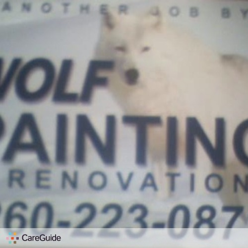 Painter Provider Krieg Wolf's Profile Picture