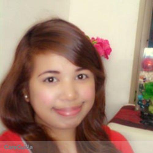 Canadian Nanny Provider Ernestine Christa Mallari's Profile Picture