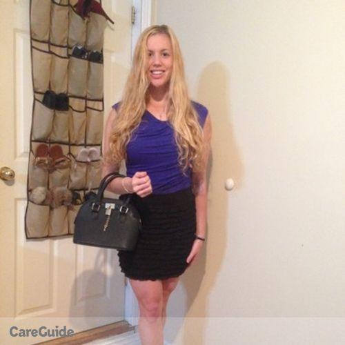 Canadian Nanny Provider Erica Balcombe's Profile Picture