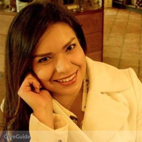 Canadian Nanny Provider Ana Gabriela R's Profile Picture