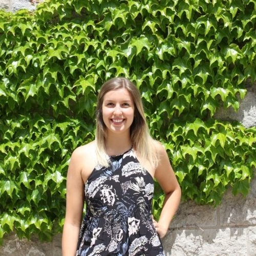 Canadian Nanny Provider Hannah Keating's Profile Picture