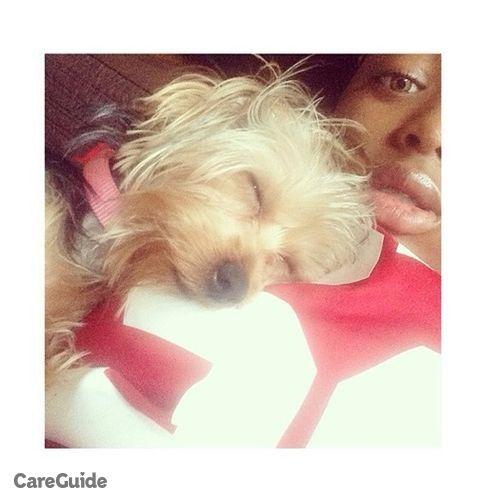 Pet Care Provider Treasure Brown's Profile Picture