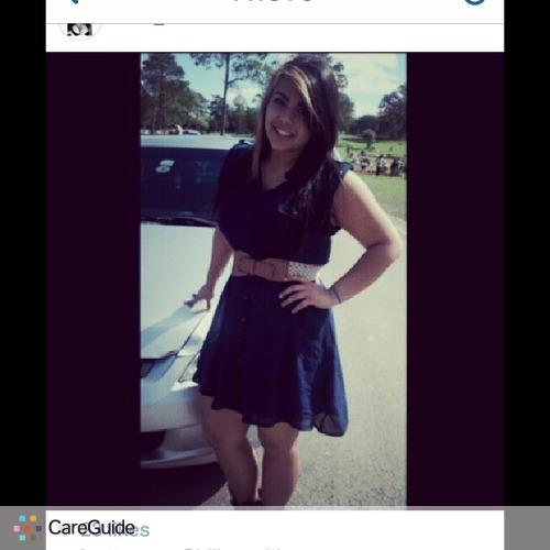 Child Care Provider Ivette Flores's Profile Picture