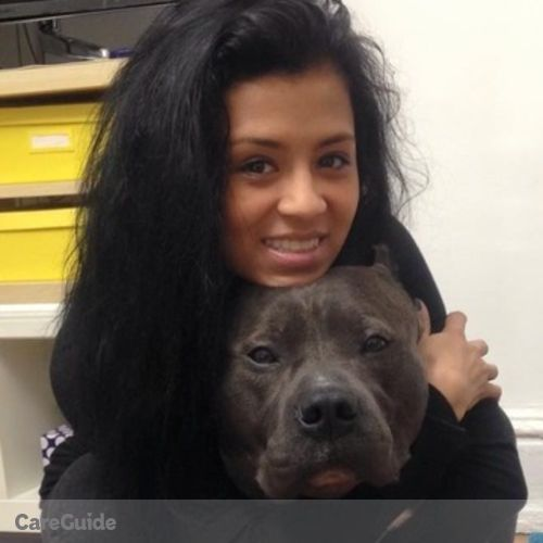 Pet Care Provider Shantalle Galviz's Profile Picture