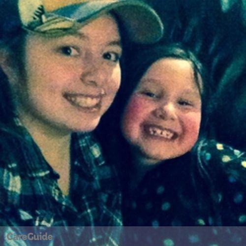 Canadian Nanny Provider Tenissa Jensen's Profile Picture