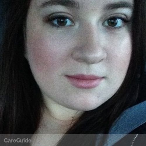 Canadian Nanny Provider Breanna Cayer's Profile Picture