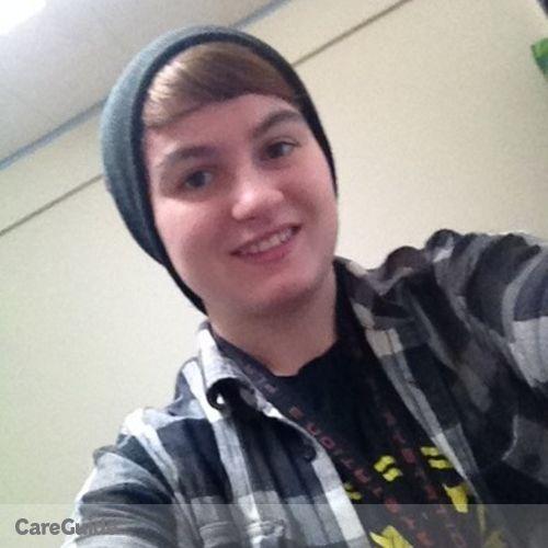Canadian Nanny Provider Maddison Wright's Profile Picture