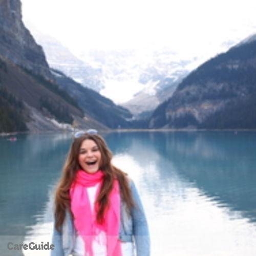 Canadian Nanny Provider Madison K's Profile Picture