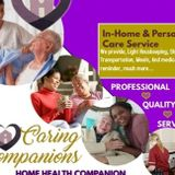 Energetic Elder Care For Hire