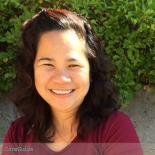 Canadian Nanny Provider Sheila Macayan's Profile Picture