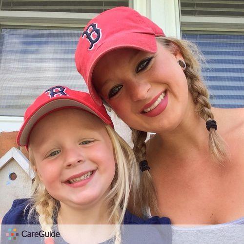Child Care Provider Amber L's Profile Picture