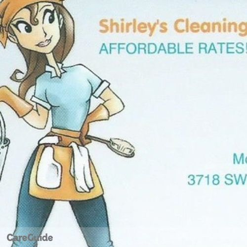 Housekeeper Provider Shirley Burch's Profile Picture