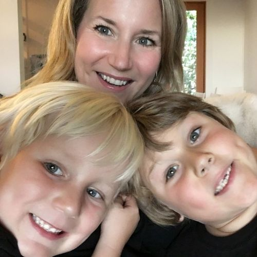 Canadian Nanny Job Julie Durnan's Profile Picture