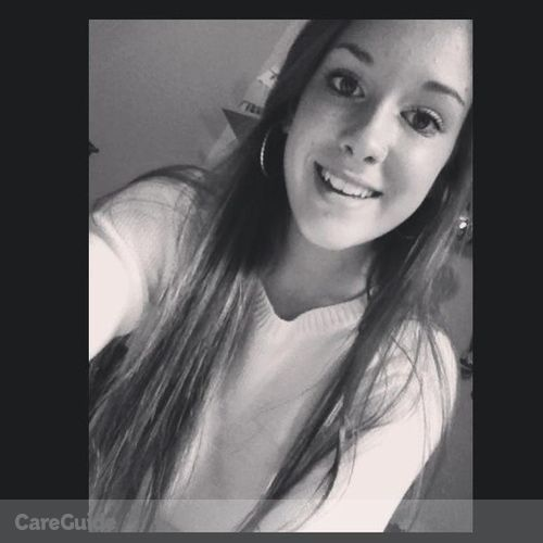Canadian Nanny Provider Madison Mcgarr's Profile Picture