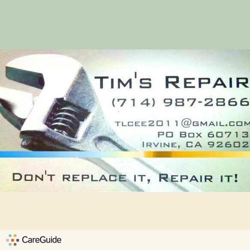 Handyman Provider Tim L Carson's Profile Picture