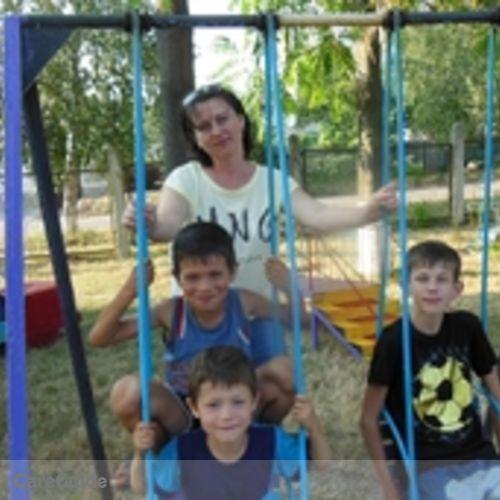 Canadian Nanny Provider Iryna Liashova's Profile Picture