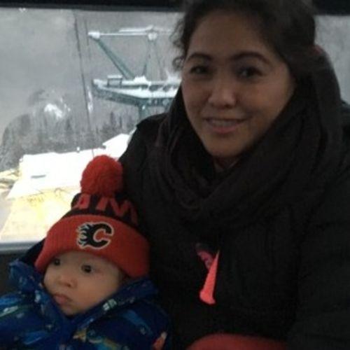 Canadian Nanny Provider Salve Riza Baguio's Profile Picture