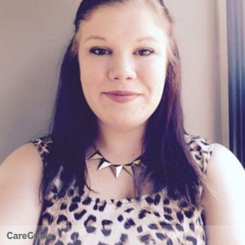 Canadian Nanny Provider Alexandria Walker's Profile Picture