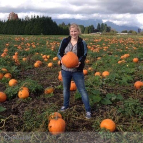 Canadian Nanny Provider Nadia Ermens's Profile Picture