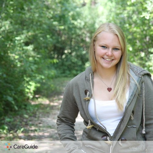 Child Care Provider Amanda Dusing's Profile Picture