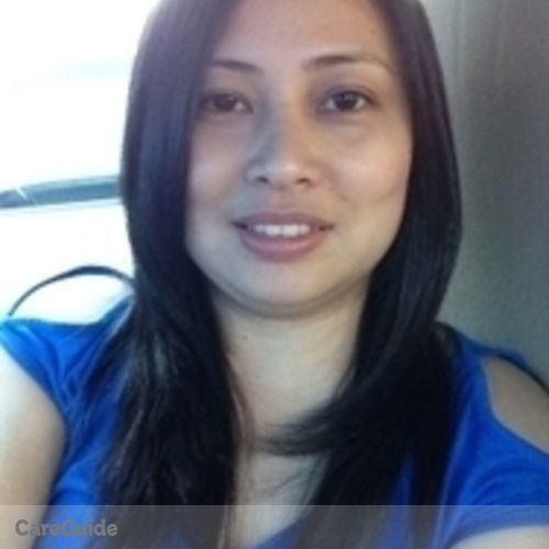 Canadian Nanny Provider Ellen De Guzman's Profile Picture