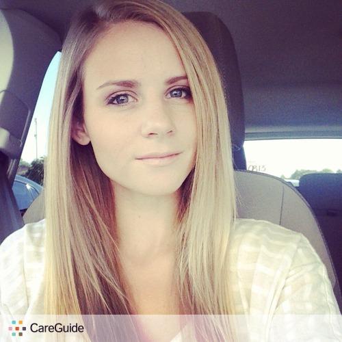 Child Care Provider Ashley K's Profile Picture