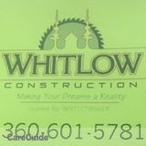 Whitlow Construction; Making your Dreams a Reality