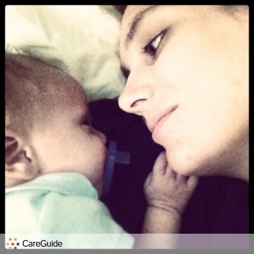 Child Care Provider Alicia C's Profile Picture