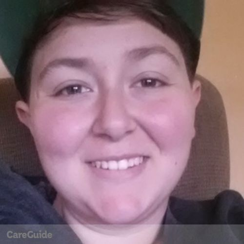 Canadian Nanny Provider Emily B's Profile Picture