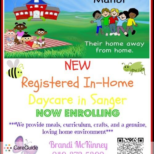 Child Care Provider Brandi McKinney's Profile Picture