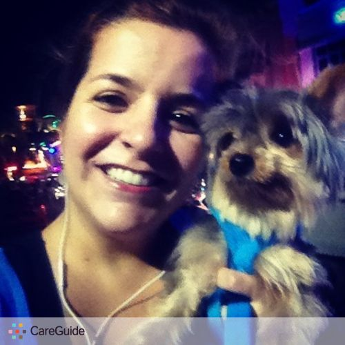 Pet Care Job Ana Carolina Rubio's Profile Picture