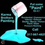 Painter in Greenwood