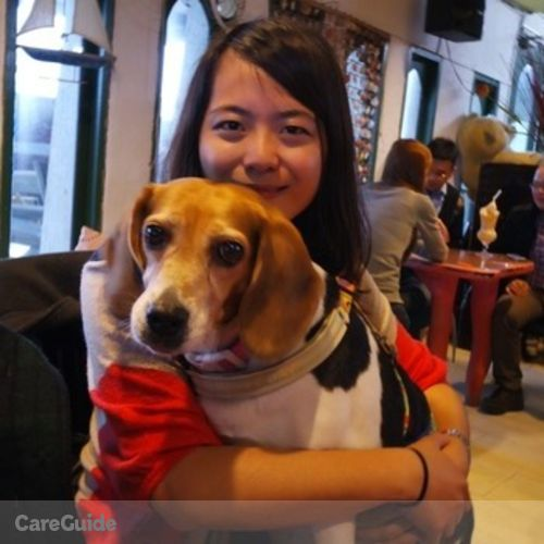 Pet Care Provider Yichun Cheng's Profile Picture