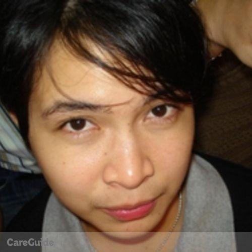 Canadian Nanny Provider Esperanza Doloricon's Profile Picture