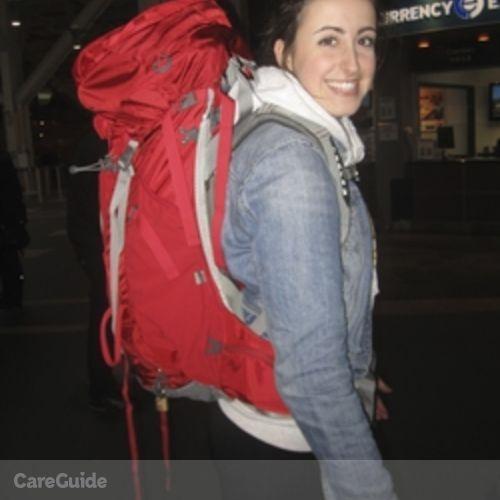 Canadian Nanny Provider Francesca Casciola's Profile Picture