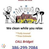 Housekeeper, House Sitter in Daytona Beach