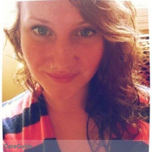 Canadian Nanny Provider Amy Hurst's Profile Picture