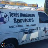 Painter in El Paso