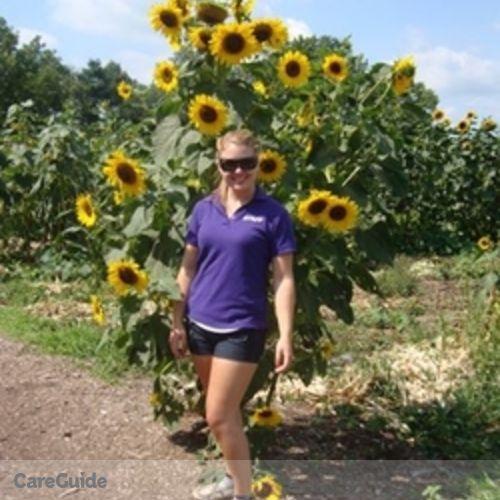 Canadian Nanny Provider Allysha Vandal's Profile Picture