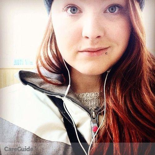 Canadian Nanny Provider Alyssha M's Profile Picture