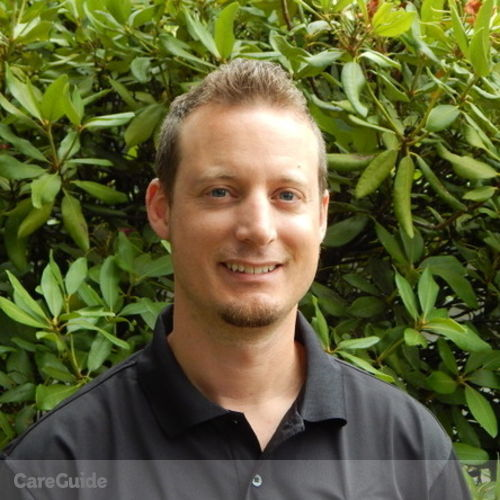 House Sitter Provider Patrick Irvin's Profile Picture