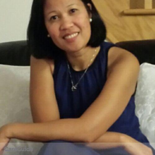 Canadian Nanny Provider Rhoda Penafiel's Profile Picture
