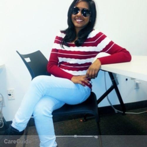 Canadian Nanny Provider Sona Joseph's Profile Picture